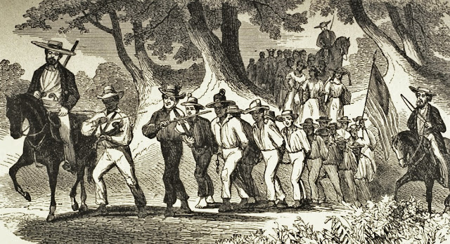 understanding the african dimension of the stono rebellion Rebellion, marronage and ]ihad 29 throughseemingignorance'atthetopofslave rankingwithinthose systems were household servants who were generally expected to serve.