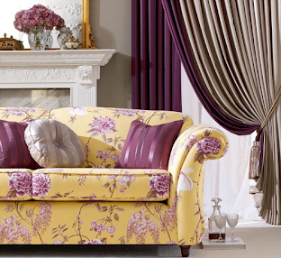 Curtain & Sofa Fabrics Collections