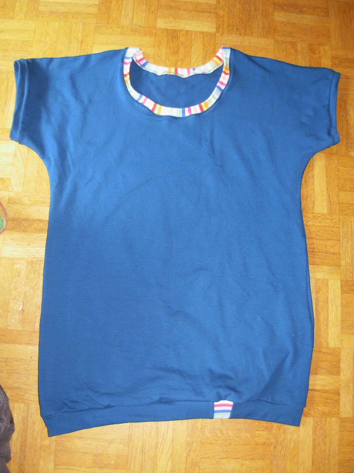 T-Shirt nach gratis Anleitung