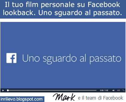 video facebook lookback
