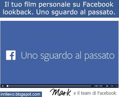 video facebook lookback