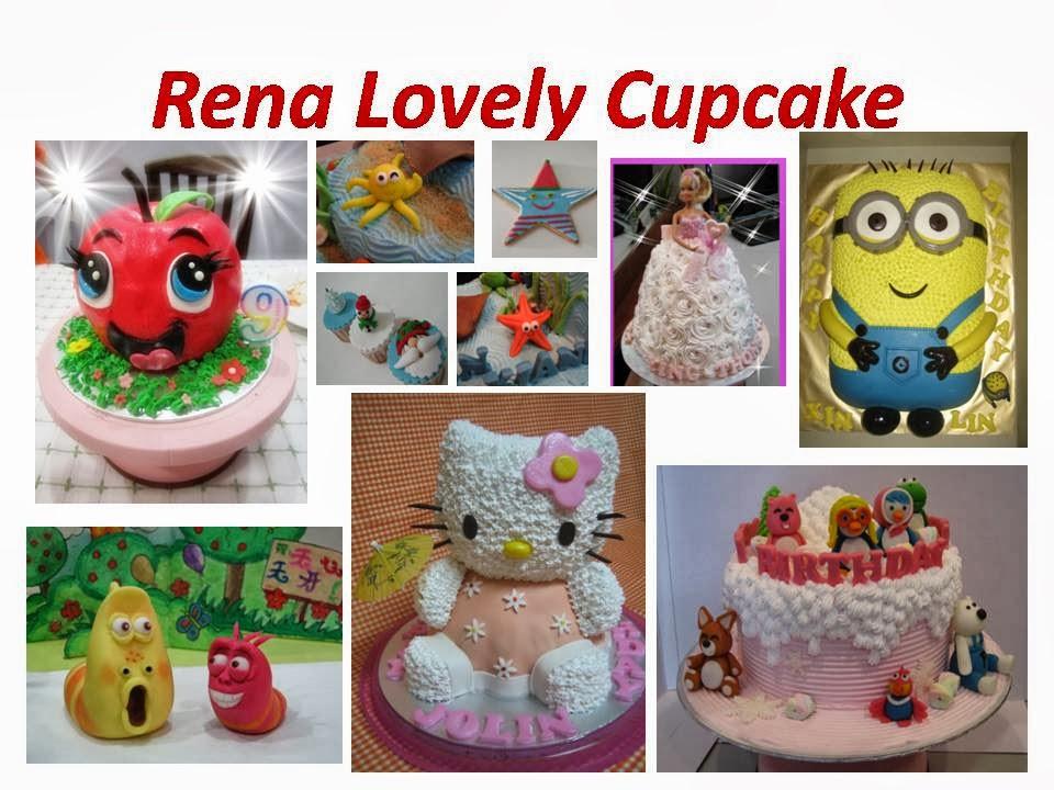 Renalovely cupcake