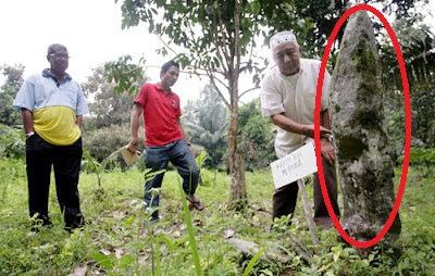 Misteri Batu Nisan Berusia Lebih 300 Tahun Bernyawa Di Kuala Lipis