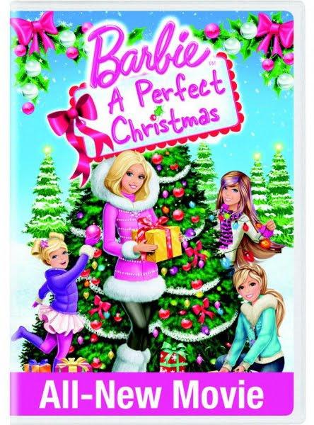 Barbie A Perfect Christmas 2011 Dvdrip 7sc