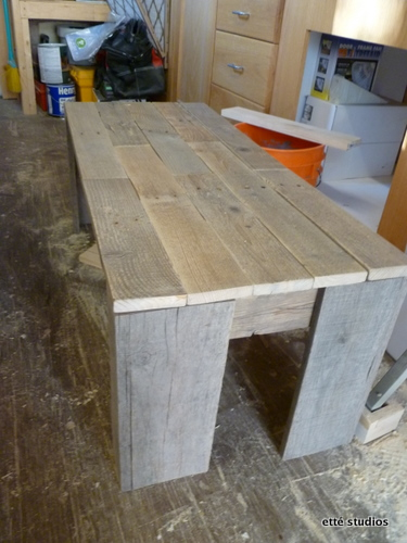 wood tables projects ett studios shipping pallet coffee table