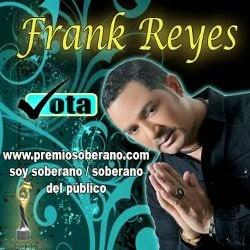 Vote por Frank Reyes