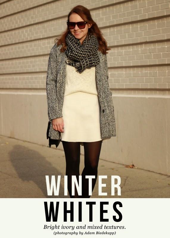 The Steele Maiden: Winter Whites