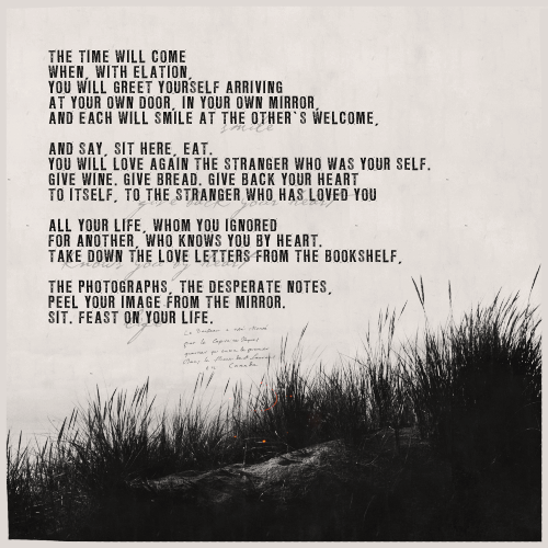 Derek Walcott best poems