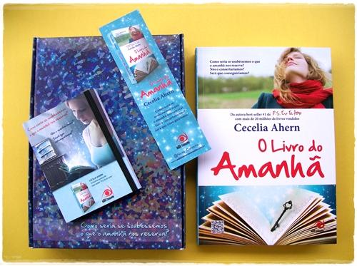 O Livro do Amanhã * Cecelia Ahern