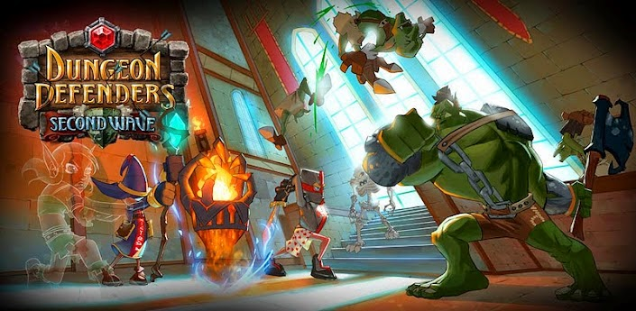 Dungeon Defenders Second Wave Apk v7.6 + Data Full [All Devices / Torrent]