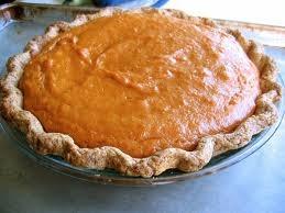 Sweet Potato Pie Recipe Soul Food With Graham Cracker Crust