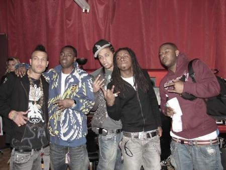 Lil Wayne & Mack Maine em 2005