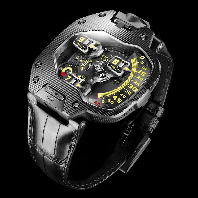 Urwerk UR-110 ST Watch
