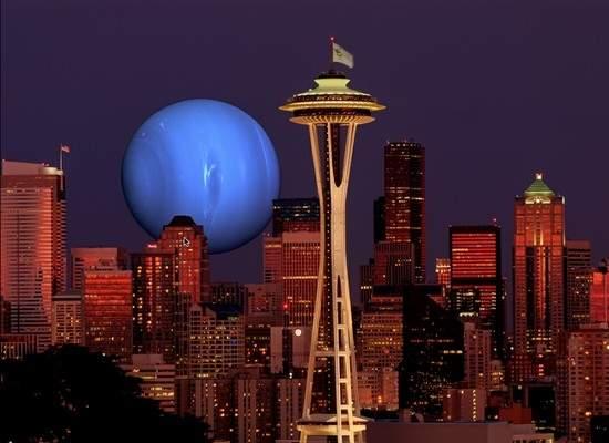 Proximidade de planetas impressiona astrônomos