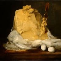 Turó de mantega (Antoine Vollon)
