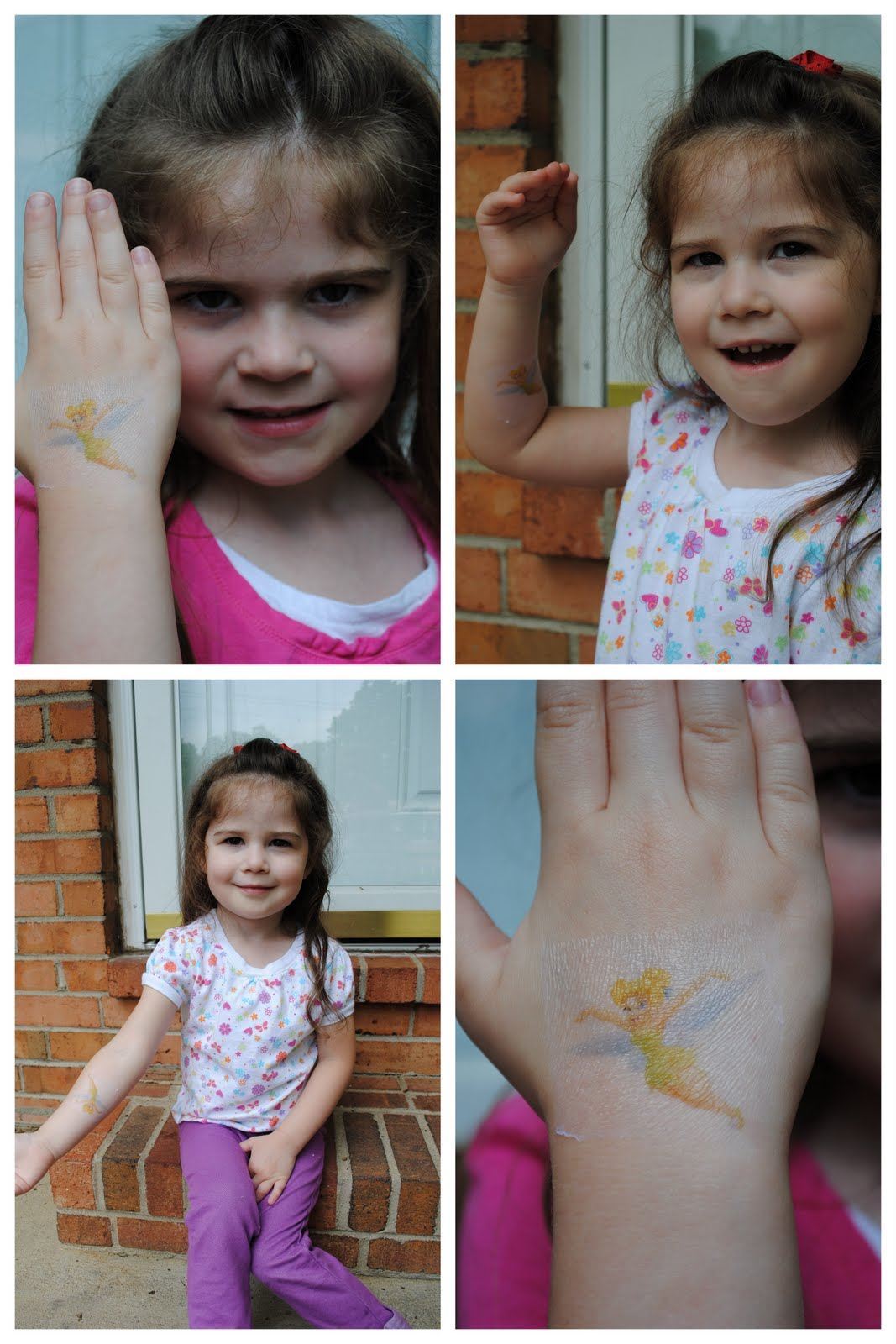cute finger tattoos for