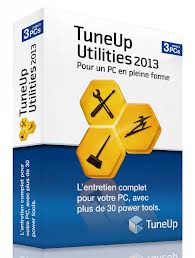 TuneUp Utilities Software Box