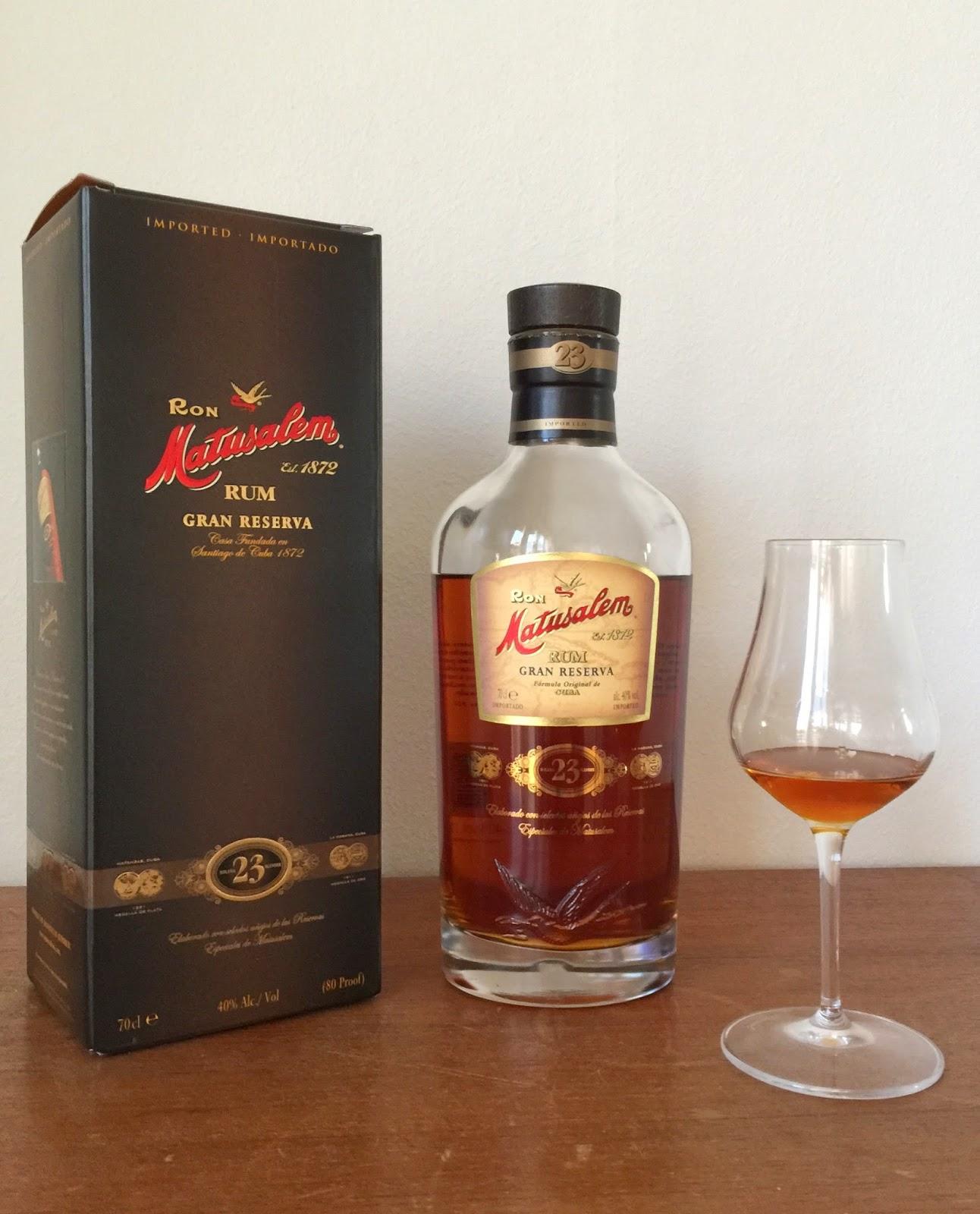 matusalem rum gran reserva 23