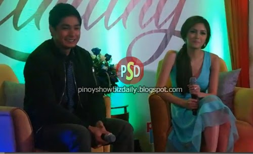 Coco Martin and Kim Chiu react to Teleseye King and Princess titles