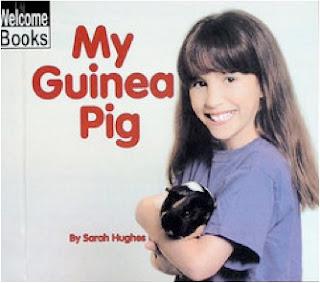 My Guinea Pig by Sarah Hughes