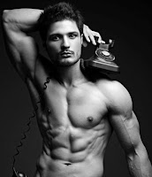 vin rana hot body muscle