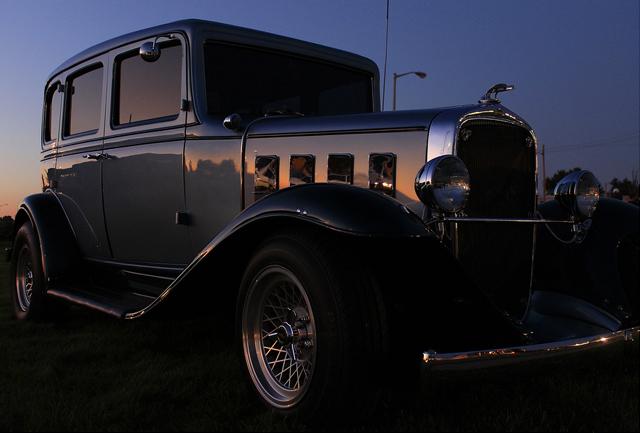 old vintage cars