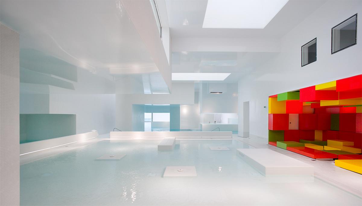 Alicante bizarro d as de piscina - Piscine havre jean nouvel ...