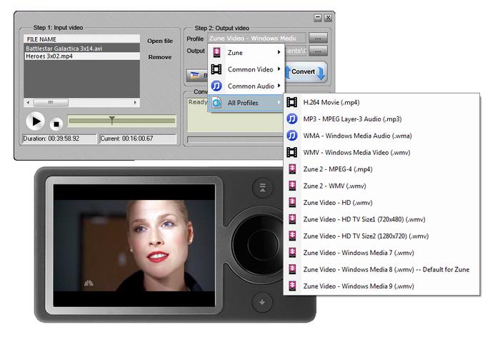 convertidor de musica y video