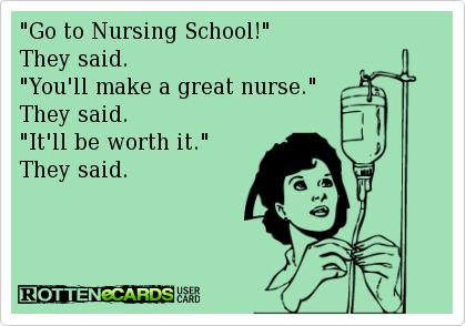 Student Nurse Ecards Nursing Students go