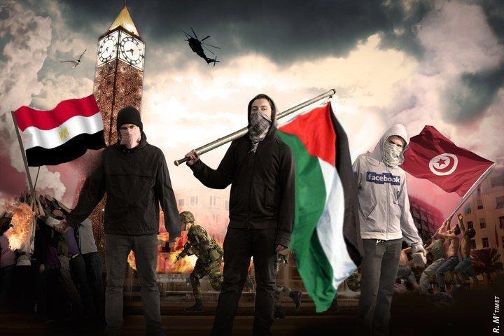 Revolusi Arab dan Kebangkitan Islamisme Politik