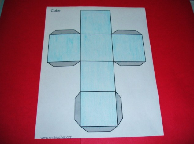 Learning Ideas Grades K 8 What Are Nets Of 3d Shapes
