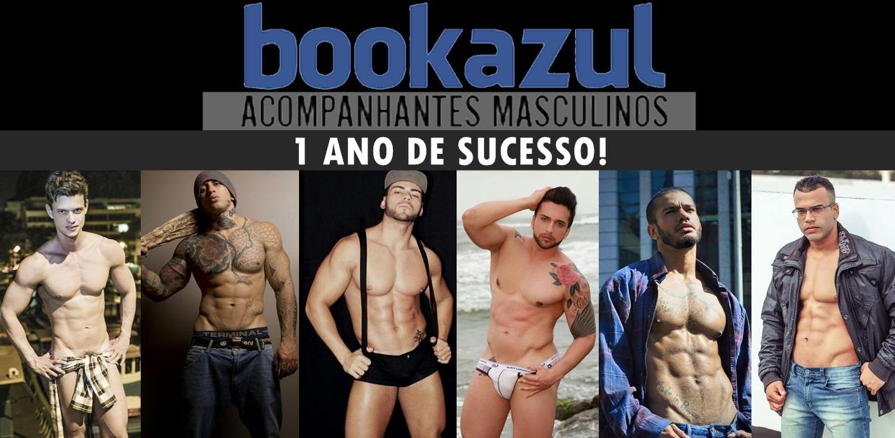 BOOK AZUL(AVALIADOR DE ACOMPANHANTES DE LUXO E GAROTOS DE PROGRAMAS DO BRASIL)