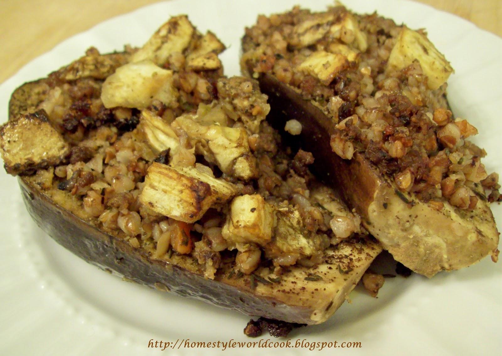 how to cook eggplant with jadi