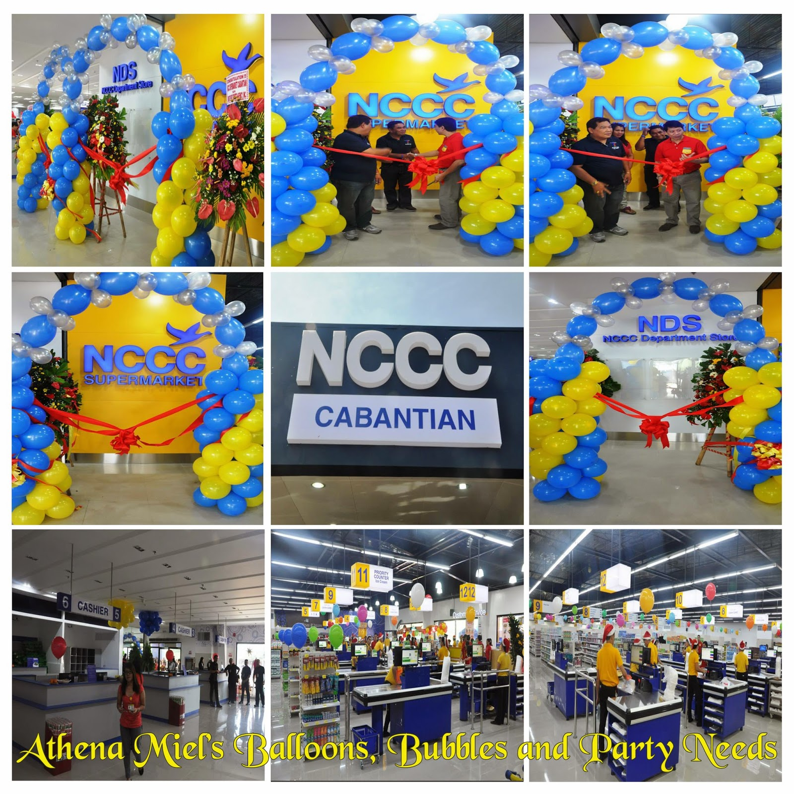 NCCC Cabantian Opening