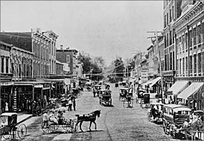 Vintage New Jersey scene
