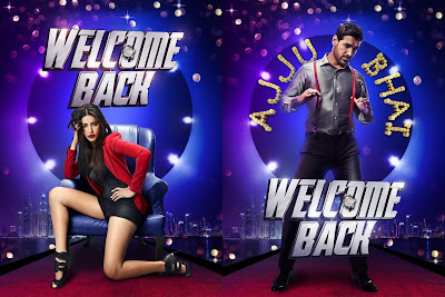 Welcome back Movie staring John Abrahim
