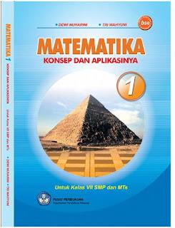 BSE MATEMATIKA KELAS 7 SMP
