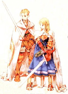 final fantasy tactics knight