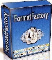 برنامج format factory 2014 لتحويل صيغ الصوت والفيديو