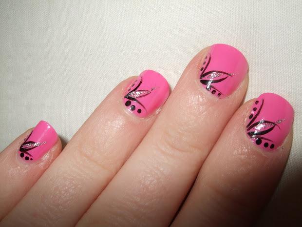 oooooh pretty nail