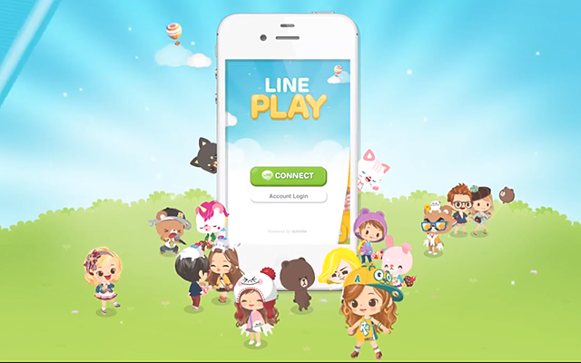 what is line play