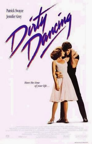 Dirty Dancing Patrick Swayze Jennifer Grey 1987
