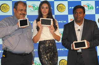 HCL Launches ME U1 & MyEdu Tabs with Android 4.0 in India price