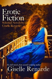 EROTIC FICTION<br> Giselle Renarde
