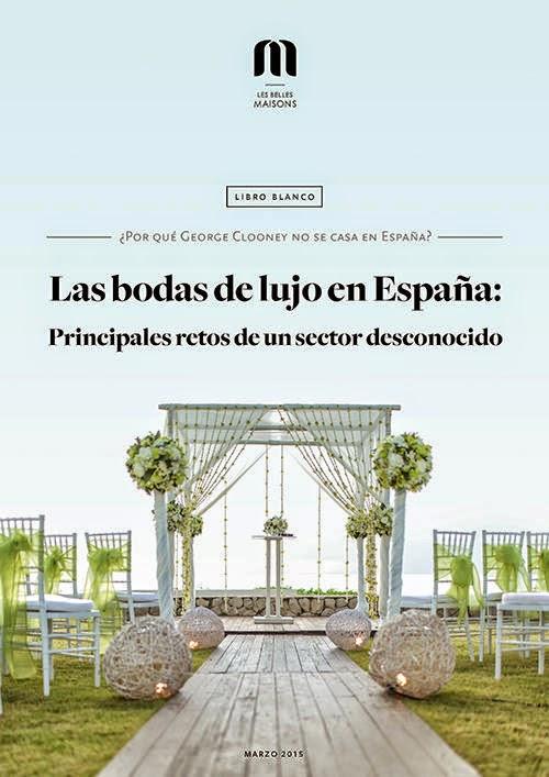 Las bodas de lujo en España: principales retos de un sector desconocido