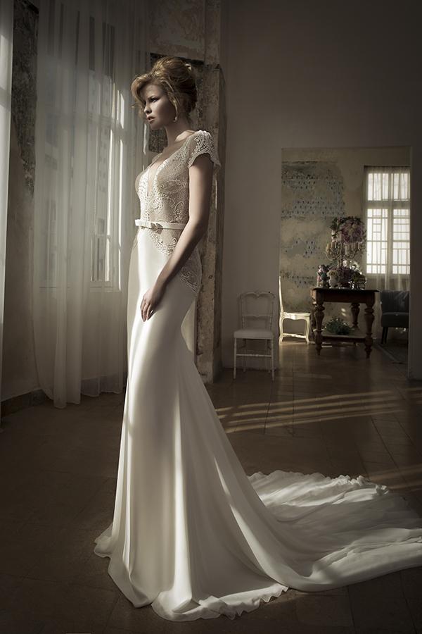 Refinados vestidos de novia   Colección Lihi Hod