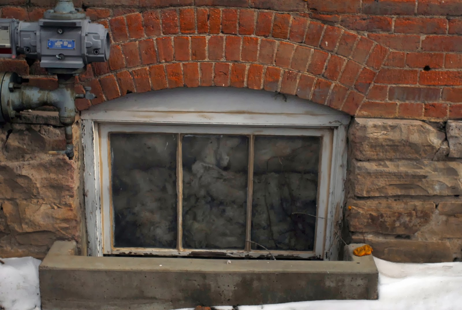Ground Floor Window : Windsor milling and elevator company architectural
