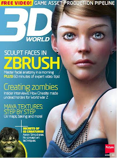 3D World Magazine October 2013