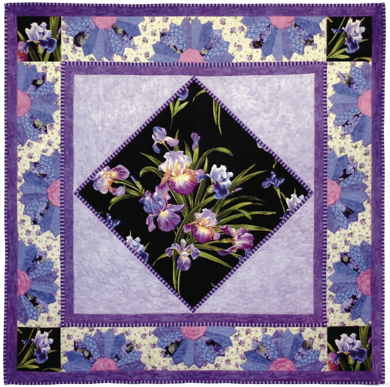 Dresden Quilt Patterns Free : Quilt Inspiration: Free pattern day ! Dresden Plates