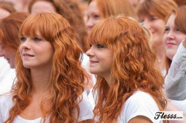 Beautiful Redhead Girls